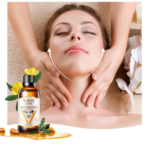 30ml Face-lifting Essential Oils Removing Double Chin V-Shaped Face Massage Oil Firming Skin Products Health Care Face Islamabad