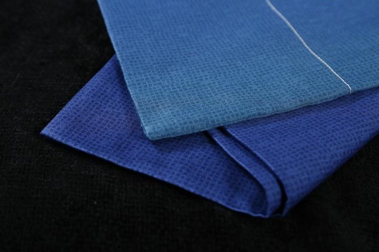 Blue green gradient bedding sets queen king size quilt duvet covers