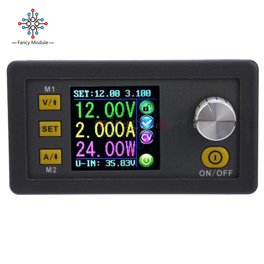 DPS3003 DC 32V 3A Constant Voltage current Step-down Programmable Power Supply module buck Voltage converter color LCD voltmeter платье glamorous glamorous gl008ewwnh63 page 8