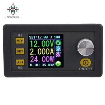DPS3003 DC 32V 3A voltaje constante módulo de alimentación programable reductor voltaje buck convertidor color LCD voltímetro