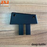 Nuevo Adaptador deep tuttle para hidrofoil hecho de aluminio