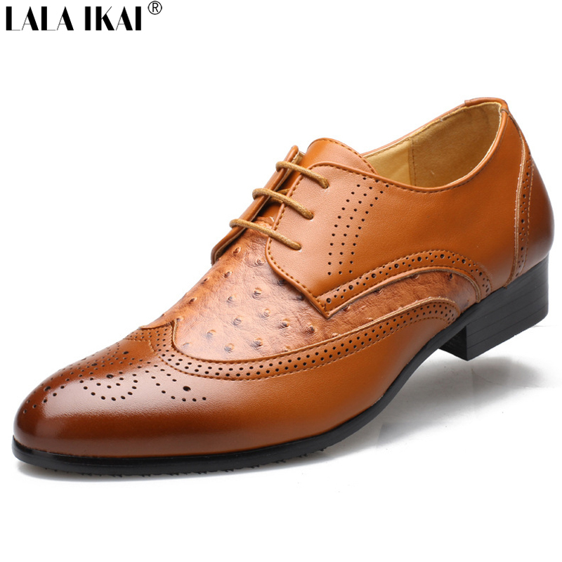 Aliexpress.com : Buy 2016 Spring Summer Men Dress Shoes Pointed ...