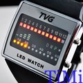 !!! Cool Design Flash Mix LED Mens Digital Sport Watch