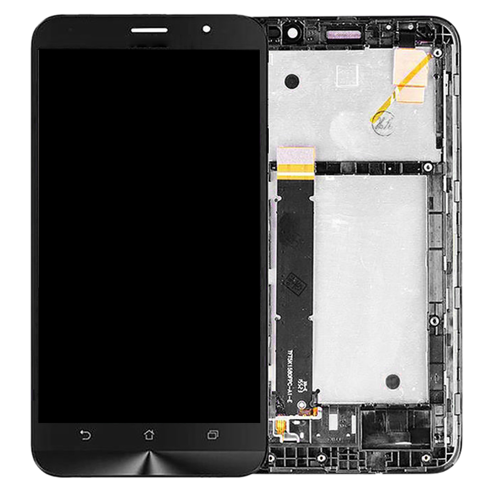 iPartsBuy New for <font><b>Asus</b></font> Zenfone ZB551KL Go TV TD-LTE <font><b>X013D</b></font> X013DB LCD Screen and Digitizer Full Assembly with Frame image