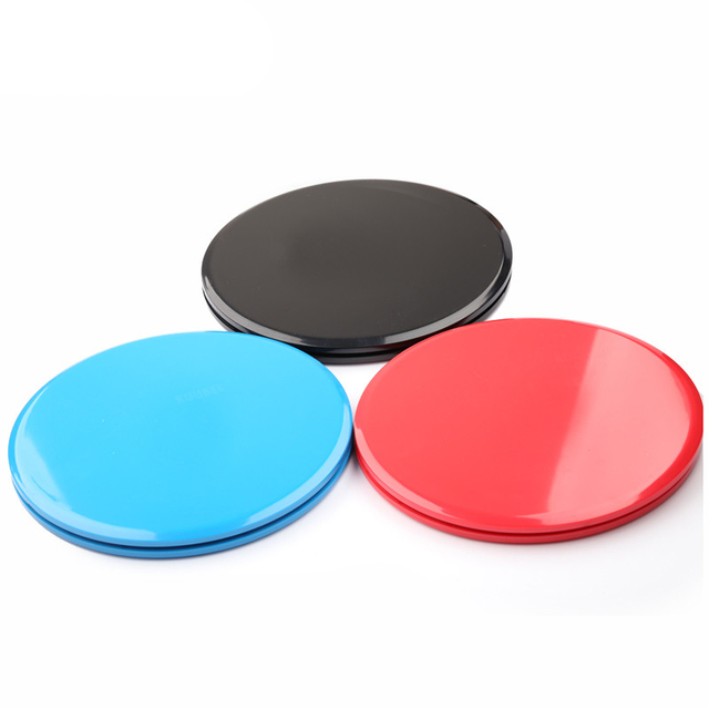 ITSTYLE 2PCS/LOT Gym Abdominal Exercise Equipment Gliding Disc Fitness Tools Fitness Gliding Disc Exercise Sliding Plate