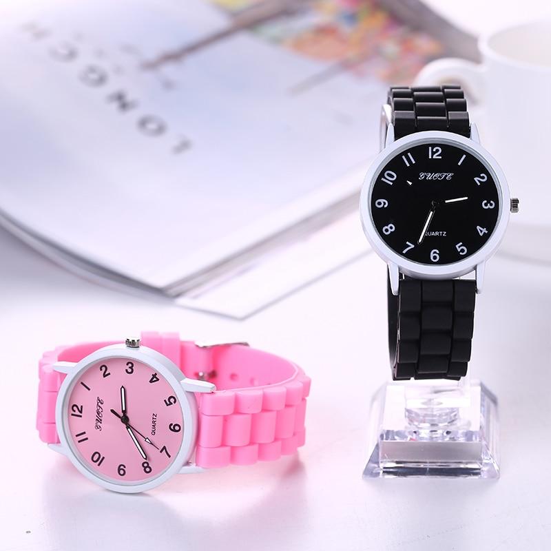 2018 GUOTE नई फैशन क्लासिक - महिलाओं की घड़ियों