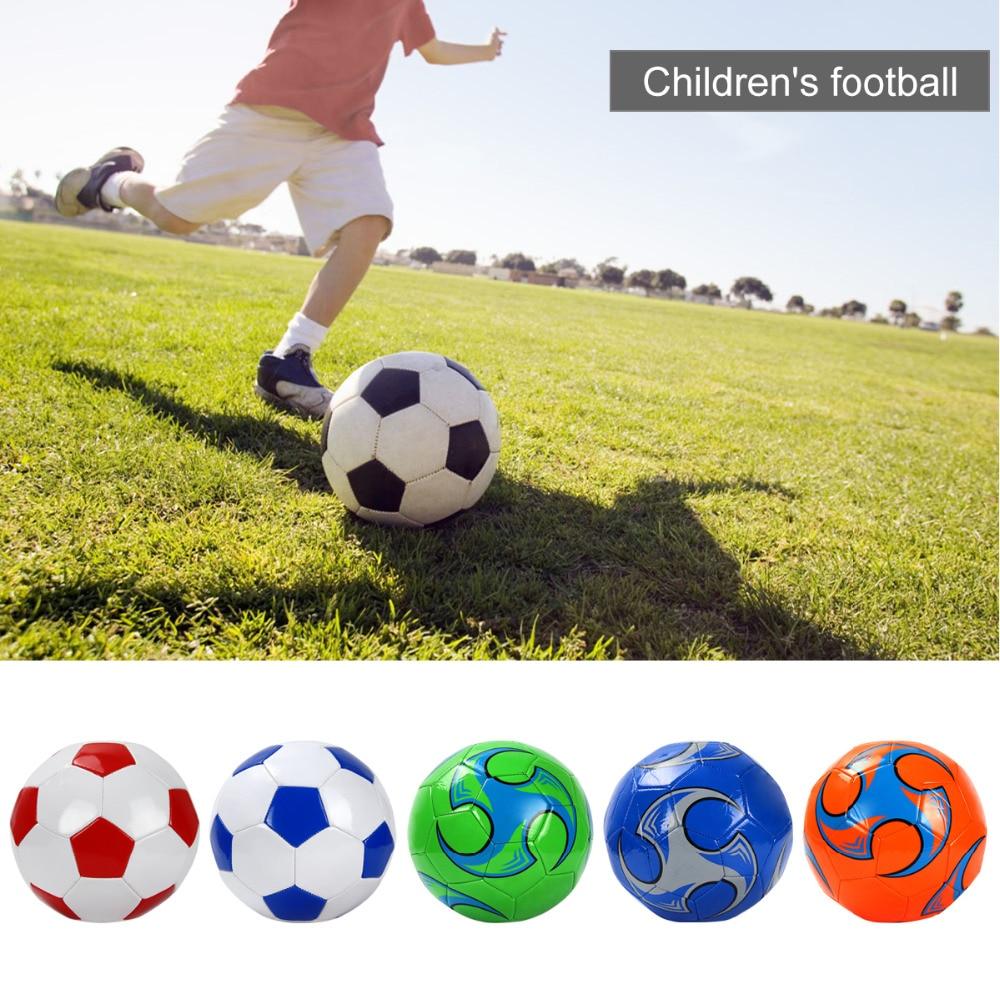2018 Premier PU Soccer Ball Official Size font b Football b font Goal League Outdoor Match