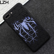 coque iphone 8 spiderman