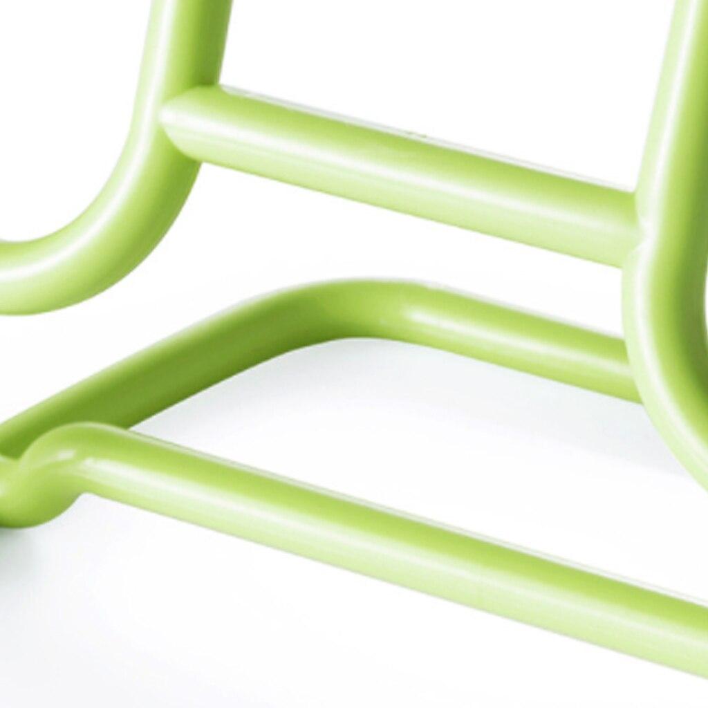 10PCS per Set Multi Function Hanging Shoe Organizer used as Drying Shoe Hanger for Hanging Kids Shoes 5