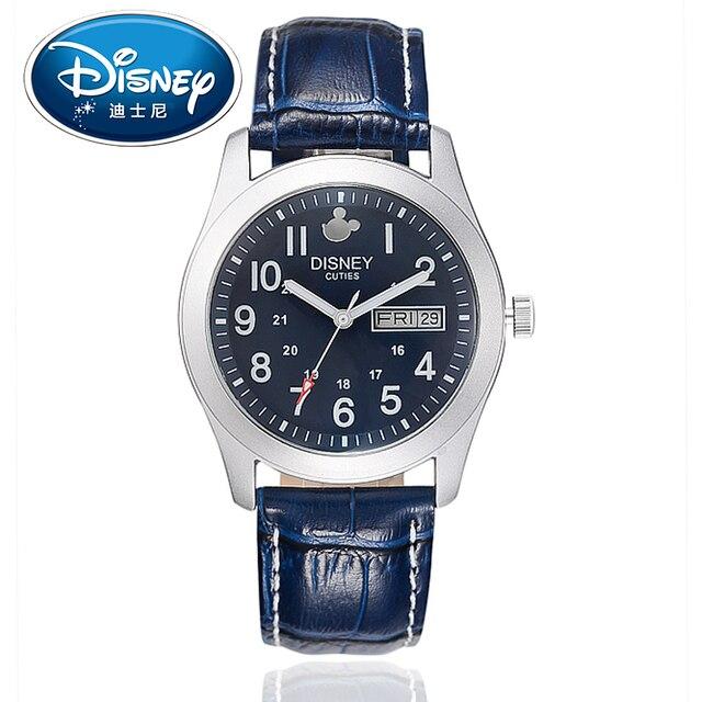 Disney Kids Watch Children Watch Fashion Cool Quartz Wristwatches Boys Clock
