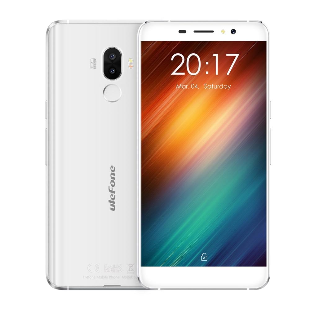 Original Ulefone S8 5 3 Inch 3G Smartphone Android 7 0 MTK6580 Quad Core 1 3GHz