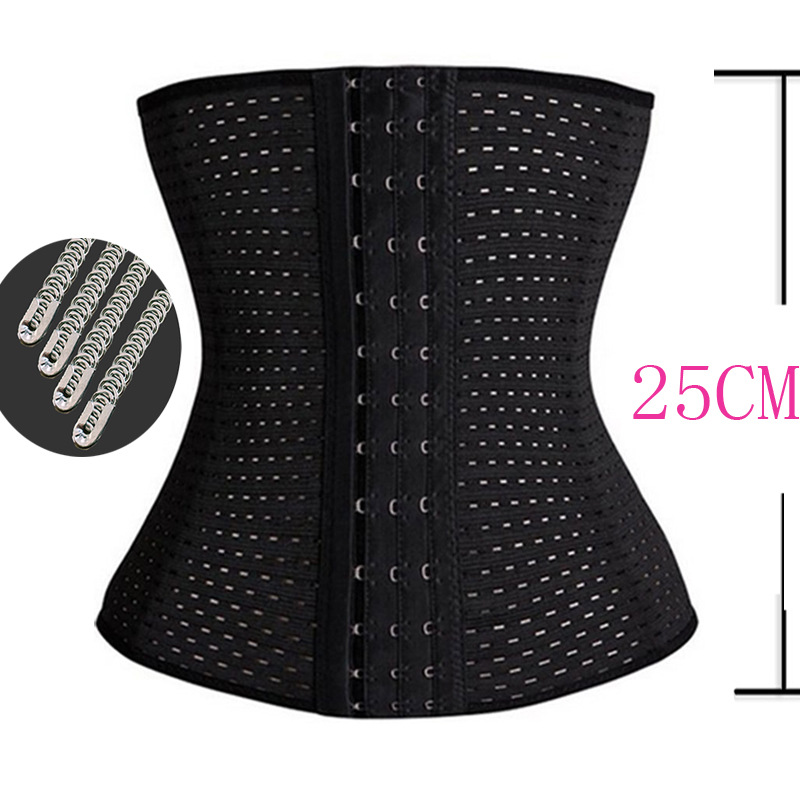 New Women Shapewear Waist Trimmer Adjustable Abdomen Belt Recovery Belly/pelvis Body Shaping Breathable Control Slimming Corset