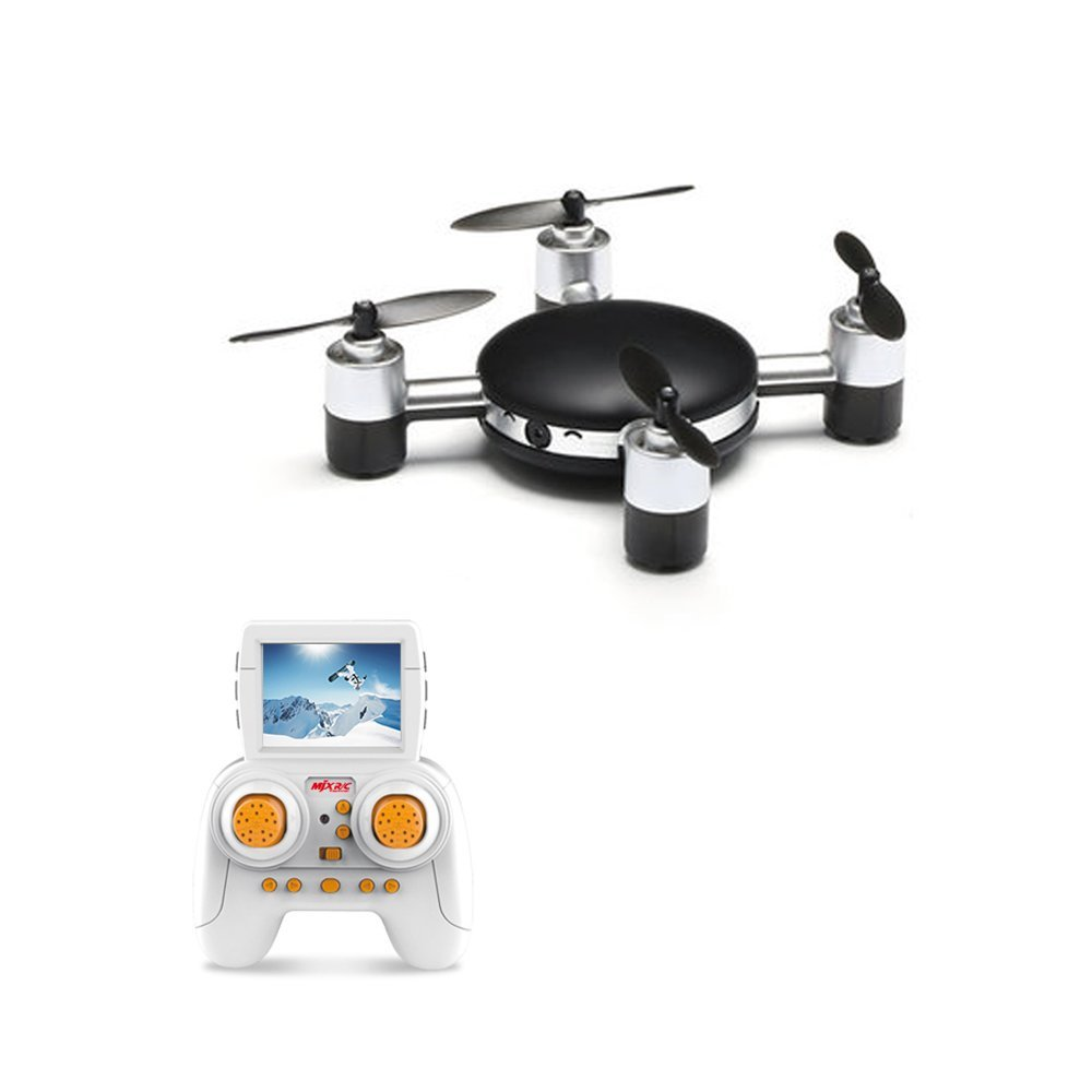 MJX X906T 5.8G FPV Drone with 2.0MP HD Camera Live Video Headless Mode & One Key Return 2.4G 4CH 6-Axis Gyro RC Quadcopter RTF jjr c jjrc h43wh h43 selfie elfie wifi fpv with hd camera altitude hold headless mode foldable arm rc quadcopter drone h37 mini