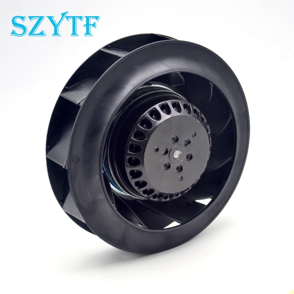NEW 180 disc centrifugal fan YWF.B2S-180 220V 0.26A fan 54W plastic impeller centrifugal fan 180 * 65mm все цены