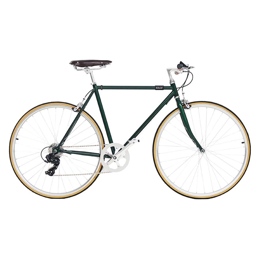 Hot Sale Retro Steel frame road bike 700C Fixed Gear bike Track 7 ...