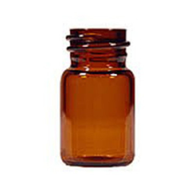 Bottle Empty 12pc 2 ML  PVC Amber Essential Oil Bottle with Orifice Reducer