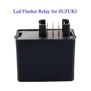 Image 3 - 12V 7 Pin Turn Signal Led Flasher Relay For SUZUKI GSXR GSF GSX Hayabusa