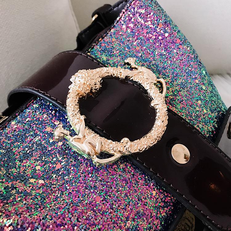Women Patchwork Handbag Crossbody Bag Soft Leather Square Casual Ladies Chain Shoulder Girl Chain Messenger Satchel Bag louis 20