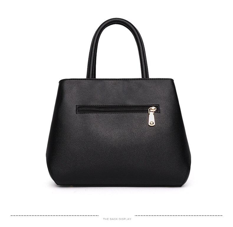 18 New women Handbags Fashion leather handbags Shoulder Bag women top-handle bags 10