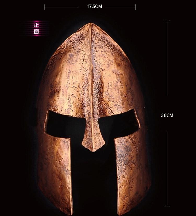 Free shipping Film Cosplay Movie Spartan 300 Greek Warrior ...