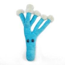 Пенициллин вируса плюшевые игрушки высокого качества для обучения других