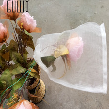 10 Pcs 15*10cm Garden Insect Barrier Net Protect Bags Plant Seed Carrier Bag, Mosquito Bug Insect Barrier Bird Net