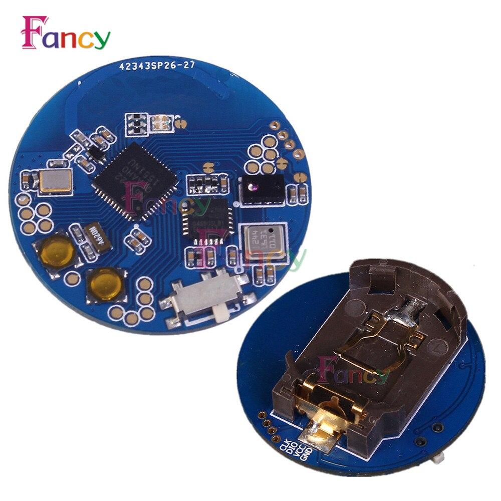 nRF51822 Bluetooth 4.0 BLE SOC Temperature Atmospheric Pressure Acceleration Sensor Module Gyroscope Light Sensor MPU6050 AP3216