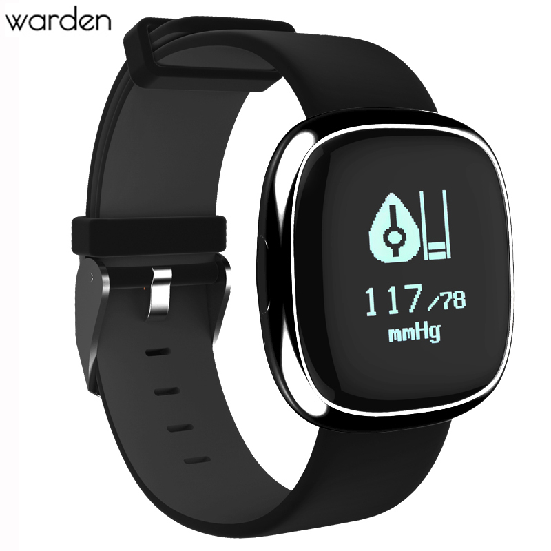 Fashion Smart Watch Blood Pressure Heart Rate Monitor Smart Bracelet Pedometer Sleep Fitness Tracker for Android