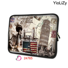 Statue of Liberty Ultrabook Laptop Bag Notebook liner Sleeve case 7 9.7 11.6 13.3 14.1 15.4 15.6 17.3 inch cover pouch NS-24765