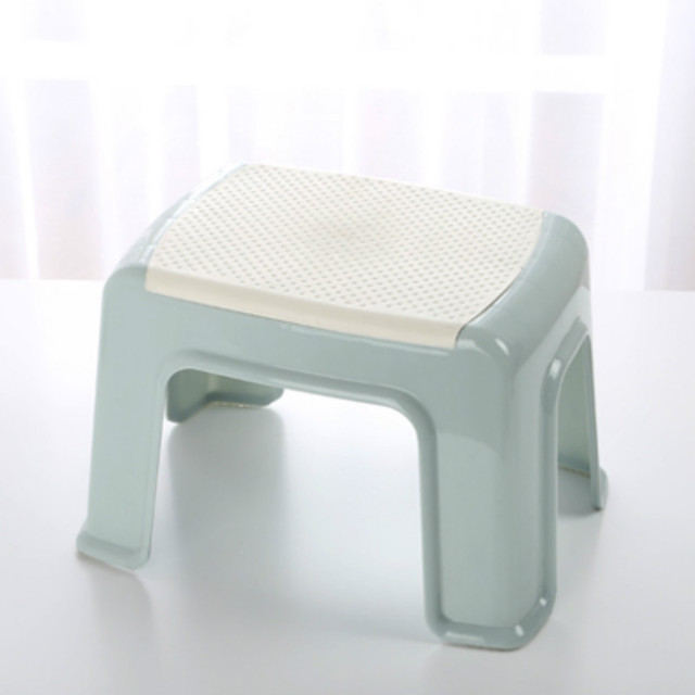 Thick Plastic Stool Home Children S Stool Creative Fashion Bathroom