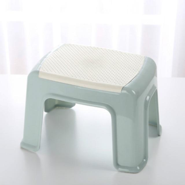 Толстые пластиковые табурет home детский табурет творчески табурет взрослых гостиной стул