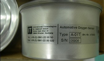 Image 3 - Free shipping the German IT automotive oxygen sensor A 01ST, O2/A 01/ST  O2 SENSOR original authentic A 01T-in Sensors from Electronic Components & Supplies