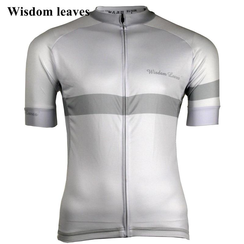 Wisdom Leaves 2017 Men cycling jersey t shirt roupa Women bike maillot ciclismo equipos Team cycling