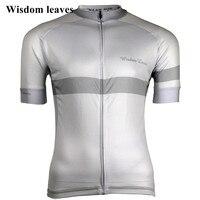 Wisdom leaves 2017 Мужская футболка для велоспорта roupa женская кофта для велоспорта снаряжение для велоспорта команда Велосипедная майка