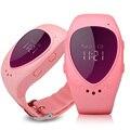 Original a6 gps relógio rastreador para crianças dos miúdos à prova d' água smart watch com o botão sos gsm suporte por telefone android & ios anti perdido