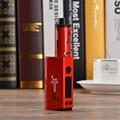 Original BENECIG Honeycomb 75W Vape Kit 18650 Battery Vapor Mod With 4ML Vaporizer Top Filling Atomizer Electronic Cigarette