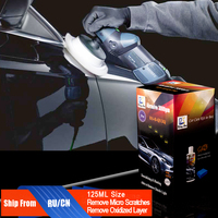 Rising Star RS B QY3Q Abrasive 3000um 125ml Kit For Professionals Car Polishing Paste To Remove