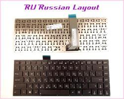 Русская раскладка клавиатуры RU для ASUS VivoBook F402C X402 S400CB X402C X402CA S451 S451E S451L S451LB ноутбука/ноутбука без рамки