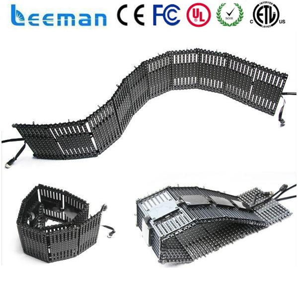 Leeman Sinosky Led Flexible Curtain/ Soft Xxx Videos Alibaba Cn P6.25 Led  Dj Curtain Screen Shower Curtain Rod / Soft Xxx Videos