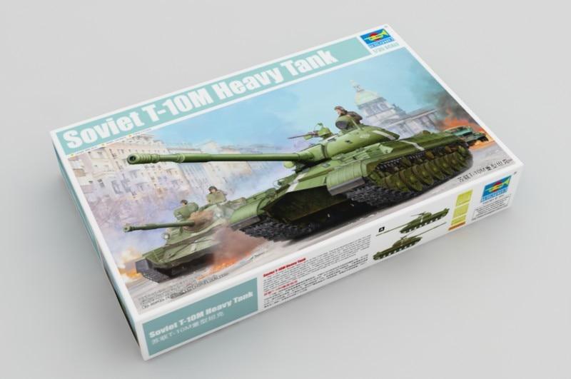 Trumpeter model 05546 1 35 Soviet T 10M Heavy Tank
