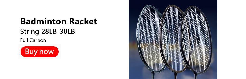 Badminton Racket 04