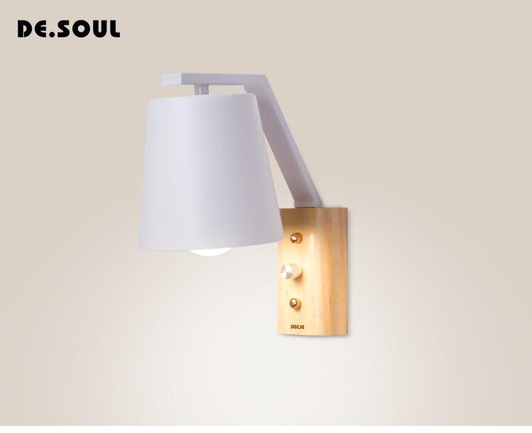 Acquista lampade da parete semplice parete applique da parete