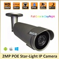 HOSAFE X2MSL1 1080P StarLight IP Camera w/ Color Picture in Day & Night Waterproof Motion Detection and Email Alert