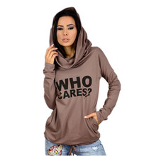 Sweatshirt Women Hoodies 1950s 1960s Female Casual Full Sleeve Sweatshirts Women Letter Print Plus Size Hoodies Moleton Feminine