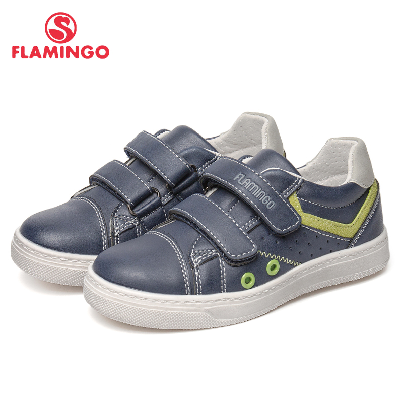 FLAMINGO Fashion Breathable Hook&Loop Spring Orthotic Outdoor Casual Kids Shoes for Boy Size 25-30 Free Shipping 91P-SW-1294FLAMINGO Fashion Breathable Hook&Loop Spring Orthotic Outdoor Casual Kids Shoes for Boy Size 25-30 Free Shipping 91P-SW-1294