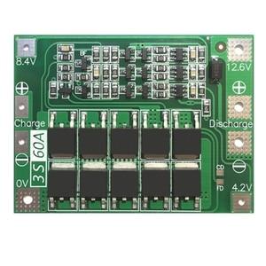3S 60A Bms Board 11.1V 12.6V 1