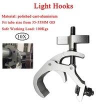 10pcs/lot High Quality Aluminum Lights Hook LED PAR Hooks Profession Stage Equipment LED Stage Light Truss Dj Club Hanging Hook