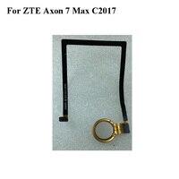 Für ZTE Axon 7 Max 7Max C2017 Neue original getestet fpc Touch ID Fingerprint Sensor Flex Kabel Für ZTE Axon7 max C 2017