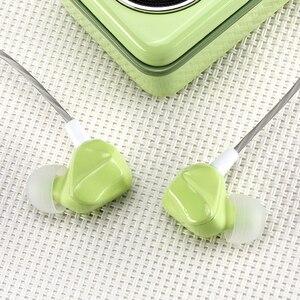 Image 4 - AUGLAMOUR F100C דינמי HIFI באוזן אוזניות