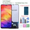Оригинальный ЖК-дисплей для Xiaomi Redmi Note 7 сенсорный экран дигитайзер в сборе Redmi Note7 Pro M1901F7G ЖК-дисплей 10 касаний